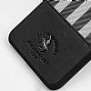 Santa Barbara Plaide Samsung Galaxy S7 Edge Siyah Rubber Kılıf - Resim 2