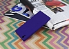 Sony Xperia L1 Mat Mor Silikon Kılıf - Resim 2
