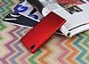 Sony Xperia L1 Tam Kenar Koruma Kırmızı Rubber Kılıf - Resim 2
