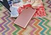 Sony Xperia L1 Tam Kenar Koruma Rose Gold Rubber Kılıf - Resim 1