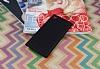 Sony Xperia L1 Tam Kenar Koruma Siyah Rubber Kılıf - Resim 1