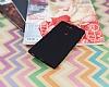 Sony Xperia L2 Mat Siyah Silikon Kılıf - Resim 1