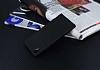 Eiroo Carbon Hybrid Sony Xperia XA1 Siyah Kenarlı Karbon Siyah Silikon Kılıf - Resim 2