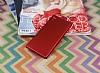 Sony Xperia XA1 Tam Kenar Koruma Kırmızı Rubber Kılıf - Resim 2