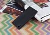 Sony Xperia XA1 Ultra Deri Desenli Ultra İnce Siyah Silikon Kılıf - Resim 2
