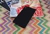 Sony Xperia XA1 Ultra Mat Siyah Silikon Kılıf - Resim 1