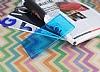 Sony Xperia XA1 Ultra Süper İnce Şeffaf Mavi Silikon Kılıf - Resim 2