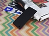 Sony Xperia XA1 Ultra Tam Kenar Koruma Siyah Rubber Kılıf - Resim 1