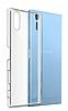 Sony Xperia XZs Şeffaf Kristal Kılıf - Resim 1