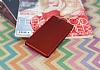 Sony Xperia Z Mat Kırmızı Silikon Kılıf - Resim 2
