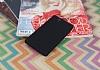Sony Xperia Z Mat Siyah Silikon Kılıf - Resim 2