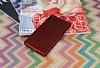 Sony Xperia Z2 Mat Kırmızı Silikon Kılıf - Resim 1