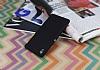 Sony Xperia Z2 Mat Siyah Silikon Kılıf - Resim 2