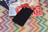 Sony Xperia Z3 Mat Siyah Silikon Kılıf - Resim 1