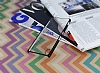 Eiroo Breza Sony Xperia Z3 Plus Siyah Metal Kenarlı Şeffaf Rubber Kılıf - Resim 2