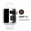 Spigen Apple Watch / Watch 2 Thin Fit Beyaz Kılıf (42 mm) - Resim: 5
