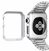 Spigen Apple Watch / Watch 2 Thin Fit Beyaz Kılıf (42 mm) - Resim: 1