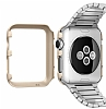 Spigen Apple Watch / Watch 2 Thin Fit Gold Kılıf (42 mm) - Resim: 1