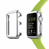 Spigen Apple Watch Thin Fit Satin Silver Kılıf (38 mm) - Resim: 3