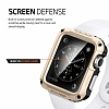 Spigen Apple Watch / Watch 2 Tough Armor Ultra Koruma Gold Kılıf (42 mm) - Resim: 5
