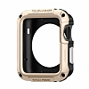Spigen Apple Watch / Watch 2 Tough Armor Ultra Koruma Gold Kılıf (42 mm) - Resim: 1