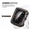 Spigen Apple Watch / Watch 2 Tough Armor Ultra Koruma Gunmetal Kılıf (42 mm) - Resim: 5