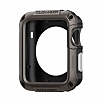 Spigen Apple Watch / Watch 2 Tough Armor Ultra Koruma Gunmetal Kılıf (42 mm) - Resim: 1