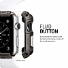 Spigen Apple Watch / Watch 2 Tough Armor Ultra Koruma Gunmetal Kılıf (42 mm) - Resim: 2