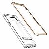 Spigen Crystal Hybrid Samsung Galaxy S8 Plus Gold Maple Kılıf - Resim 3
