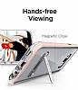 Spigen Crystal Hybrid Samsung Galaxy S8 Plus Pembe Kılıf - Resim 3