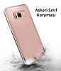 Spigen Crystal Hybrid Samsung Galaxy S8 Plus Pale Dogwood Kılıf - Resim 7