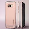 Spigen Crystal Hybrid Samsung Galaxy S8 Plus Pale Dogwood Kılıf - Resim 3