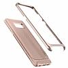 Spigen Crystal Hybrid Samsung Galaxy S8 Plus Pale Dogwood Kılıf - Resim 1