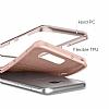 Spigen Crystal Hybrid Samsung Galaxy S8 Plus Pale Dogwood Kılıf - Resim 4