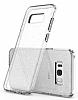 Spigen Liquid Crystal Glitter Samsung Galaxy S8 Crystal Quartz Kılıf - Resim 3