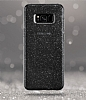 Spigen Liquid Crystal Glitter Samsung Galaxy S8 Space Quartz Kılıf - Resim 3