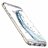 Spigen Crystal Hybrid Samsung Galaxy S8 Gold Maple Kılıf - Resim 2