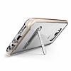 Spigen Crystal Hybrid Samsung Galaxy S8 Gold Maple Kılıf - Resim 3