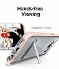Spigen Crystal Hybrid Samsung Galaxy S8 Pembe Kılıf - Resim 4