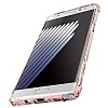 Spigen Crystal Shell Samsung Galaxy Note 7 Rose Gold Kılıf - Resim: 5