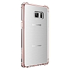 Spigen Crystal Shell Samsung Galaxy Note 7 Rose Gold Kılıf - Resim: 3