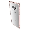Spigen Crystal Shell Samsung Galaxy Note 7 Rose Gold Kılıf - Resim: 4