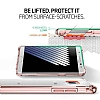 Spigen Crystal Shell Samsung Galaxy Note 7 Rose Gold Kılıf - Resim: 13