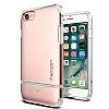 Spigen Flip Armor iPhone 7 / 8 Rose Gold Kılıf - Resim 1