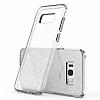 Spigen Liquid Crystal Glitter Samsung Galaxy S8 Plus Crystal Quartz Kılıf - Resim 1