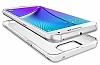 Spigen Liquid Crystal Samsung Galaxy Note 5 Şeffaf Kılıf - Resim 8