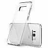Spigen Liquid Crystal Samsung Galaxy S8 Plus Şeffaf Silikon Kılıf - Resim 2