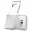 Spigen Liquid Crystal Samsung Galaxy S8 Şeffaf Silikon Kılıf - Resim 2
