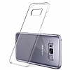 Spigen Nano Fit Crystal Clear Samsung Galaxy S8 Şeffaf Rubber Kılıf - Resim 3