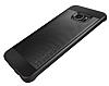 Spigen Neo Hybrid Carbon Samsung Galaxy S6 Edge Plus Gunmetal Kılıf - Resim 2